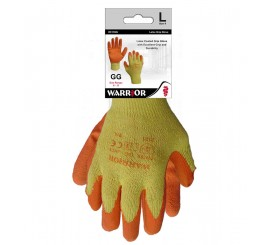 Head Carded Warrior Grip Glove - 01HC11GG