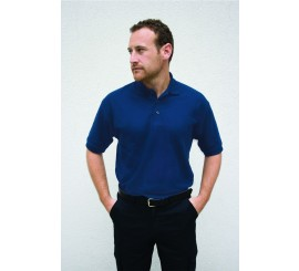 Warrior Polo Shirt Royal - 01HL209RY