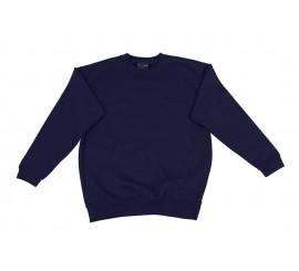 HL417 Sweatshirt Dark Navy - 01HL417DN