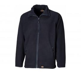 Dickies Navy Micro Fleece Jacket - 01JW84400