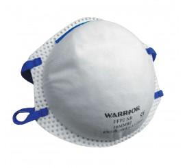 Warrior Respirator FFP2 Masks (Pack of 20) - 0116MMR2