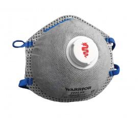 Warrior Respirator FFP2OV Masks (Pack of 10) - 0116MMR2OV