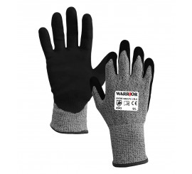 Warrior Cut Level 5 Water Based PU Glove - 0111WBCUT5