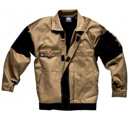 Dickies WD4910 Jacket Khaki/Black - 01WD4910