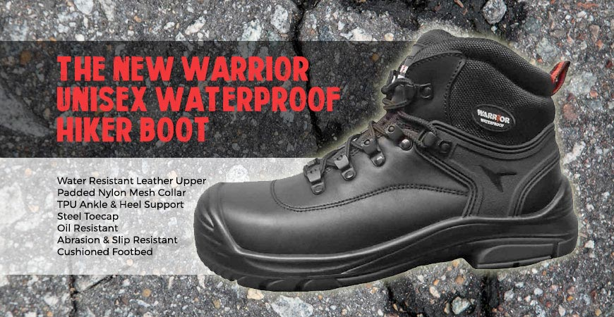 Warrior Waterproof Hiker Boot